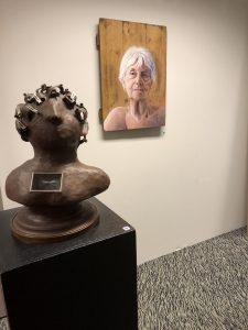 Inkijkje in de expositie 'De moeder, de vrouw'