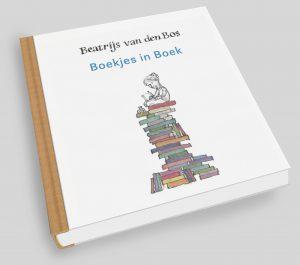 'Boekjes in boek' van Beatrijs van den Bos